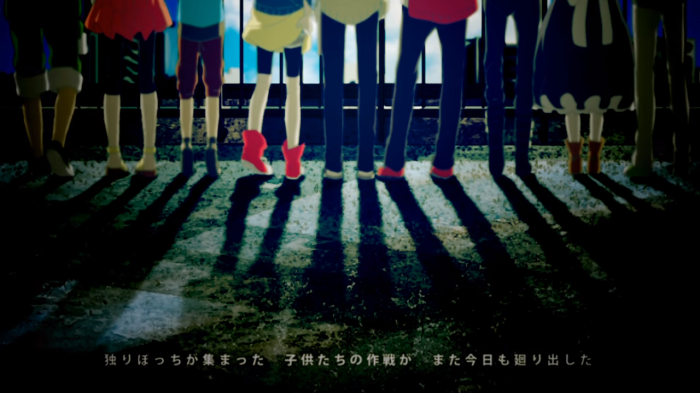 Kagerou Project // Lista 11/03/2016 // 8
